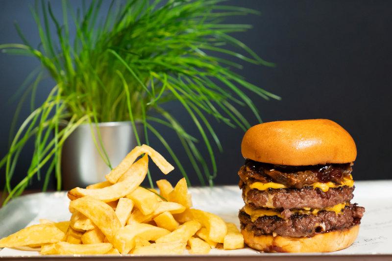 The Heinzy - Burger