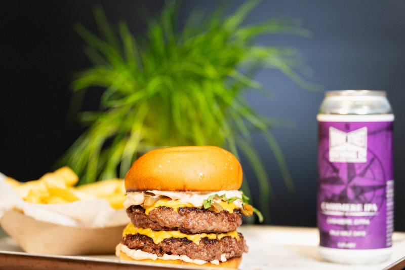 The Jolly Boy - Burger