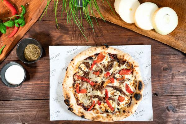 Leodelfento pizza